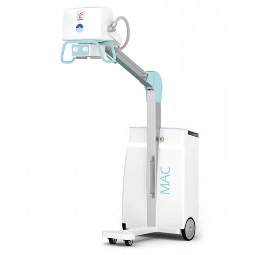 Палатний рентгенографічний апарат MAC 32 з безпровідним плоскопанельним детектором 35х43 см, мобільною робочою станцією для отримання, збереження та обробки цифрових рентгенівських зображень