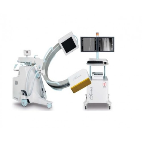 Цифровий рентгенхірургічний апарат типу С-дуга SYMBOL FP L CARDIOVASCULAR