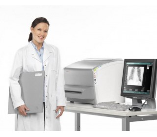 AGFA CR 12-X система цифрового перетворення рентгенівських знімків з принтером DS5302