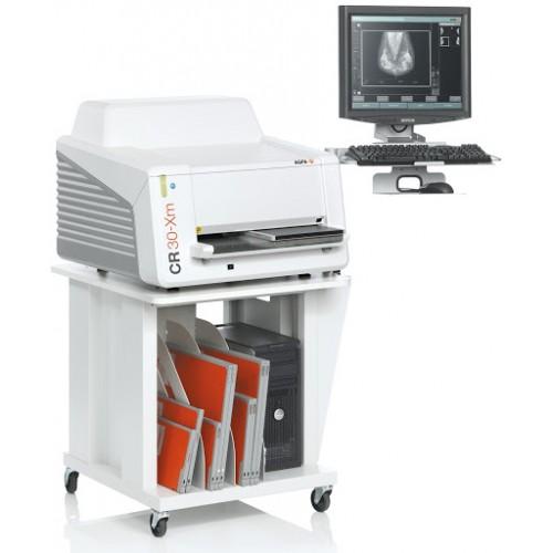 AGFA CR 30-Xm система цифрового перетворення маммографічних знімків з принтером DRYSTAR AXYS
