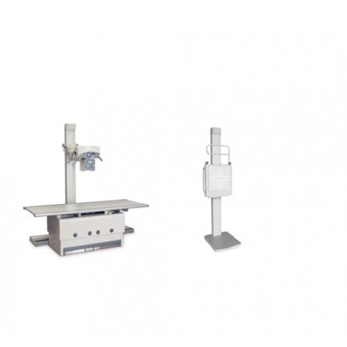 Рентгендіагностичний комплекс на 2 робочих місця Calypso F (MTOes) з CR системою цифрового перетворення рентгенівських знімків