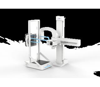 Система рентгенівська діагностична DP580В