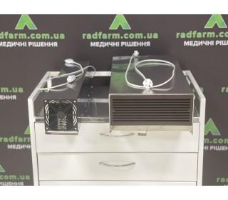 Бактерицидний рециркулятор повітря 300л