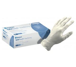 Вінілові рукавички непудровані нестерильні, розмір M (100 шт / уп.)