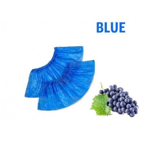 Бахіли одноразові 100 шт / уп, 3 г сині поліетиленові