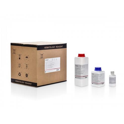 Очищувальний реагент 1 л. аналізатора MEDMAY MC-3200 / MC-3600